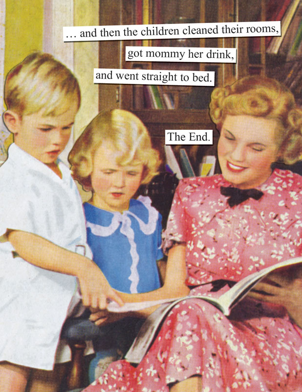 Search Results mommy – Anne Taintor Birthday Cards